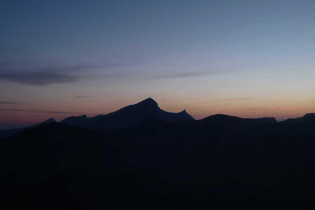 Un tour sur les Hauts Plateaux J2 en passant par Chaumailloux et le Glandasse