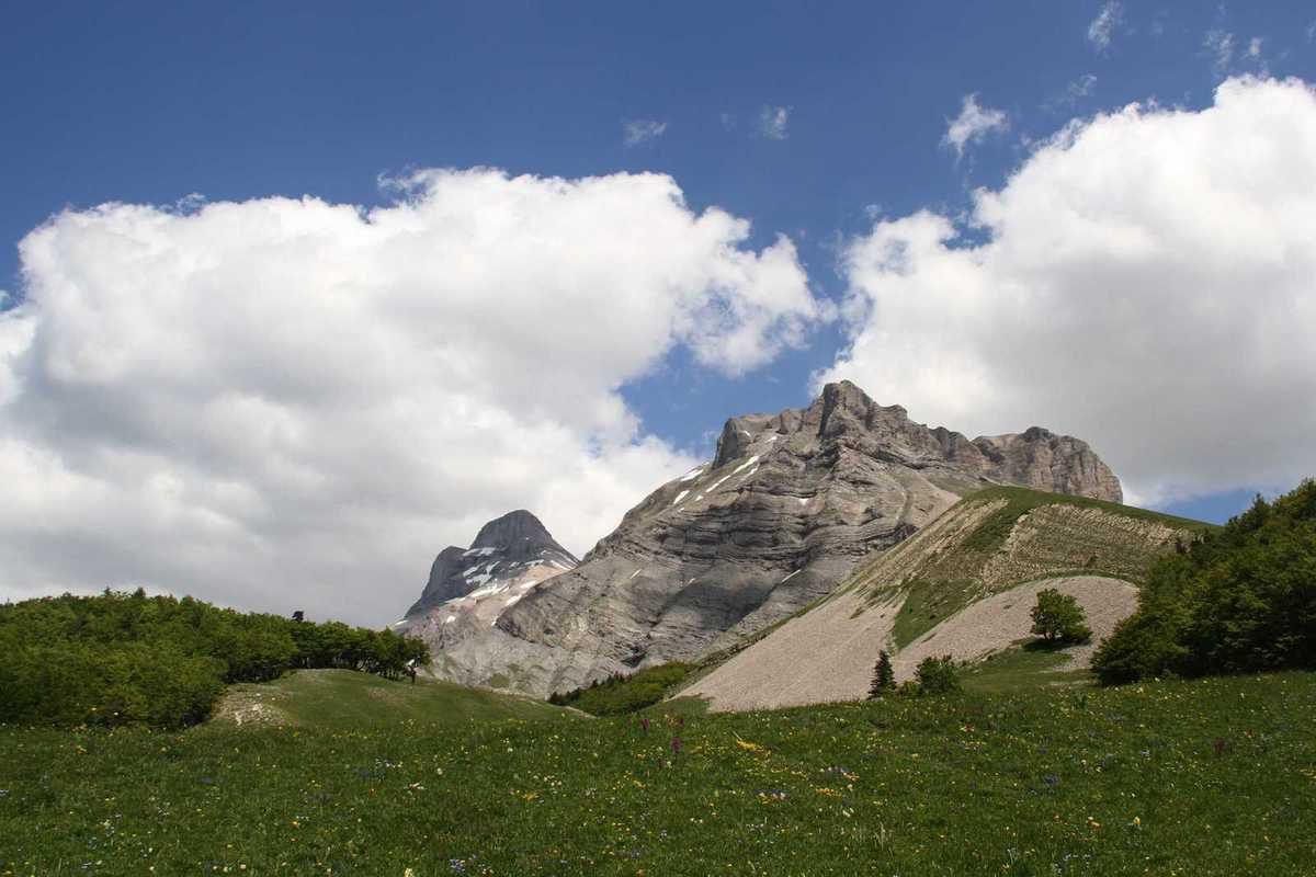 Week end dévoluard J2 : la Tête de Vallon Pierra (2516m)