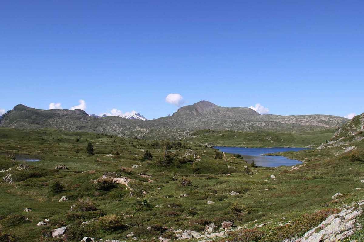 Bivouac au Lac Fourchu J1