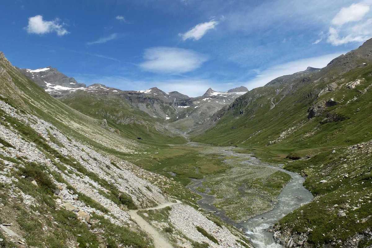 Col de la Lose (2957m)