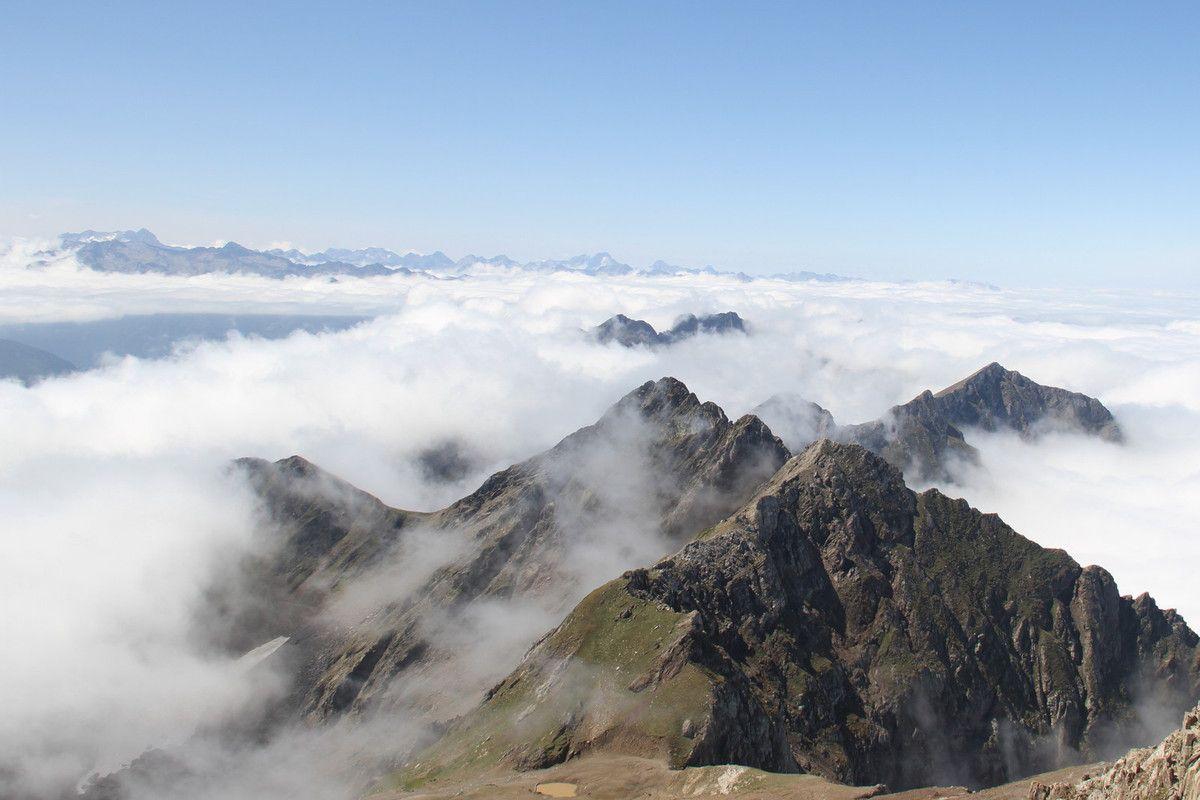 Pic du Midi de Bigorre (2877m)
