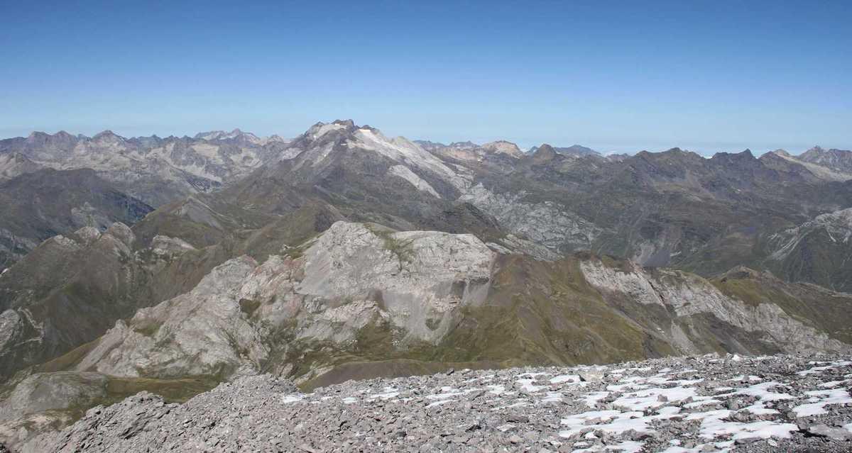 Le Taillon (3144m)