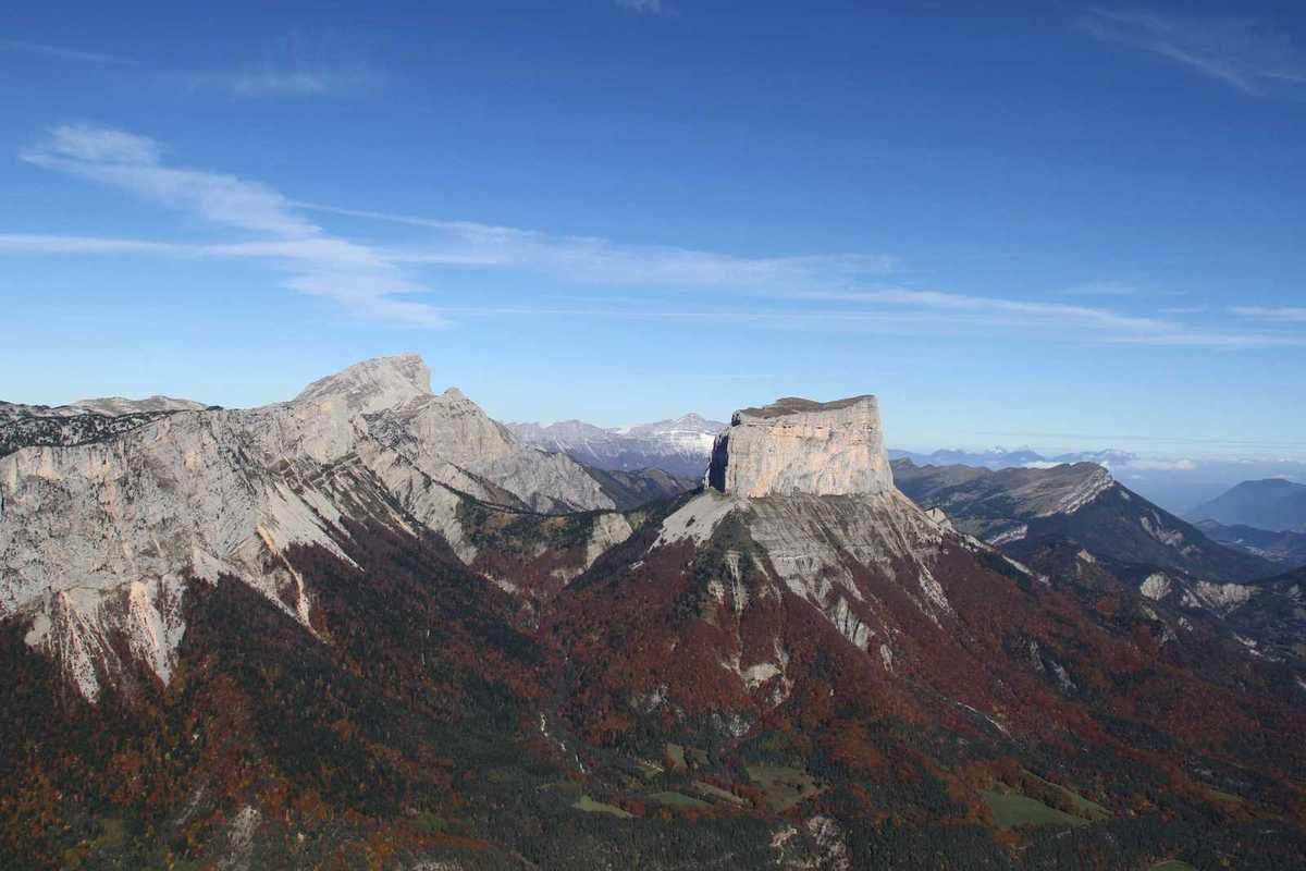 Tête Chevalière - Montagnette