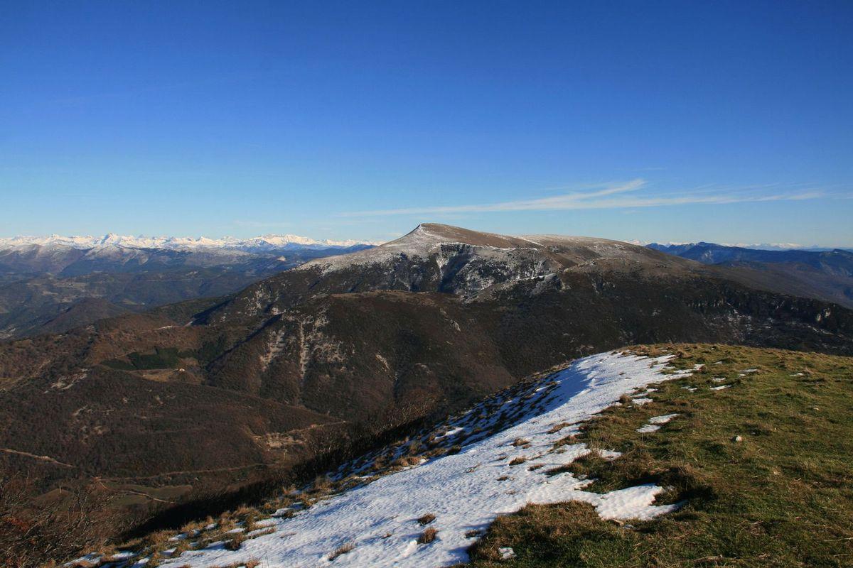 Montagne de Miélandre (1451m)