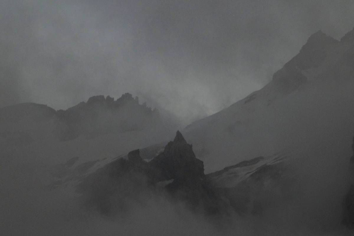 2 Jours dans les Cerces J1 Montée au Lac des Cerces
