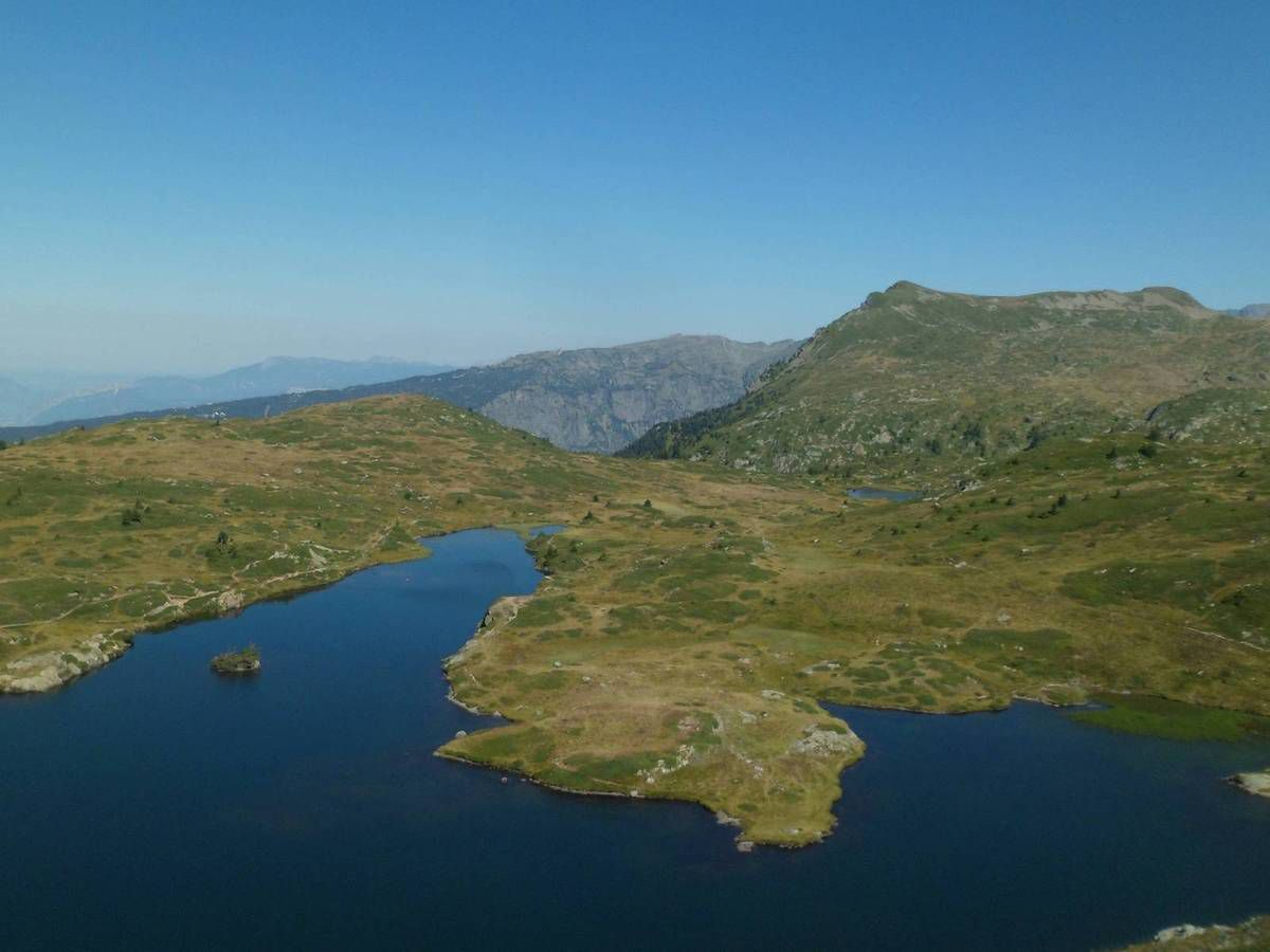 Bivouac au Lac Fourchu J2