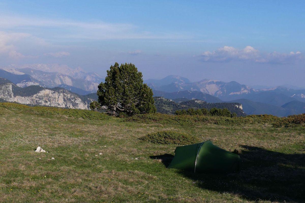 3 Jours sur les Hauts Plateaux J2 : Tourte Barreaux-Rocher des Heures
