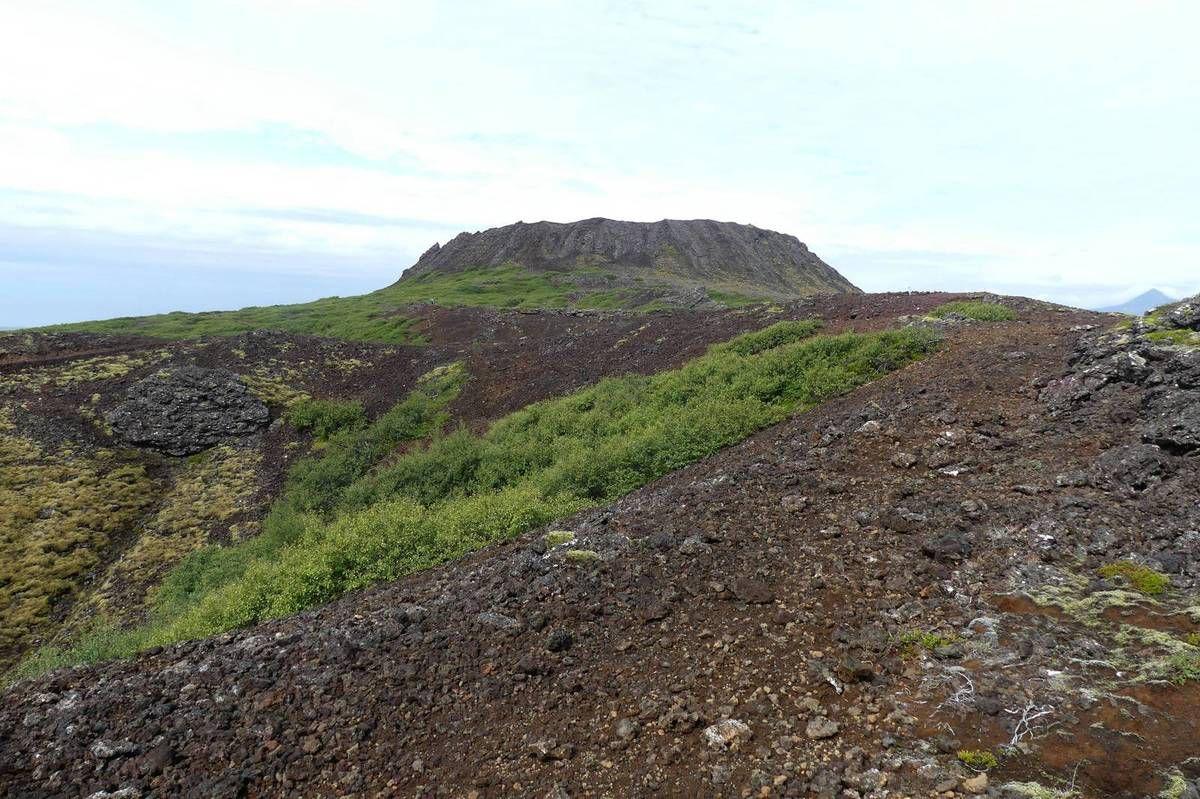 Islande 2017 : J18 Eldborg-Keflavik 208 Kms