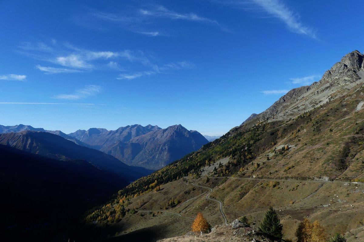 Balade au Col du Sabot