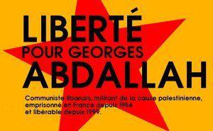 Actions de solidarité avec Georges Ibrahim Abdallah