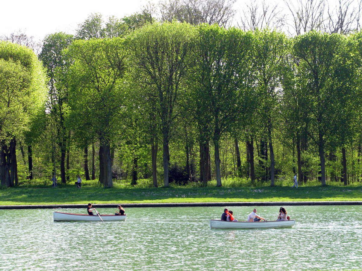 Autour du Grand Canal