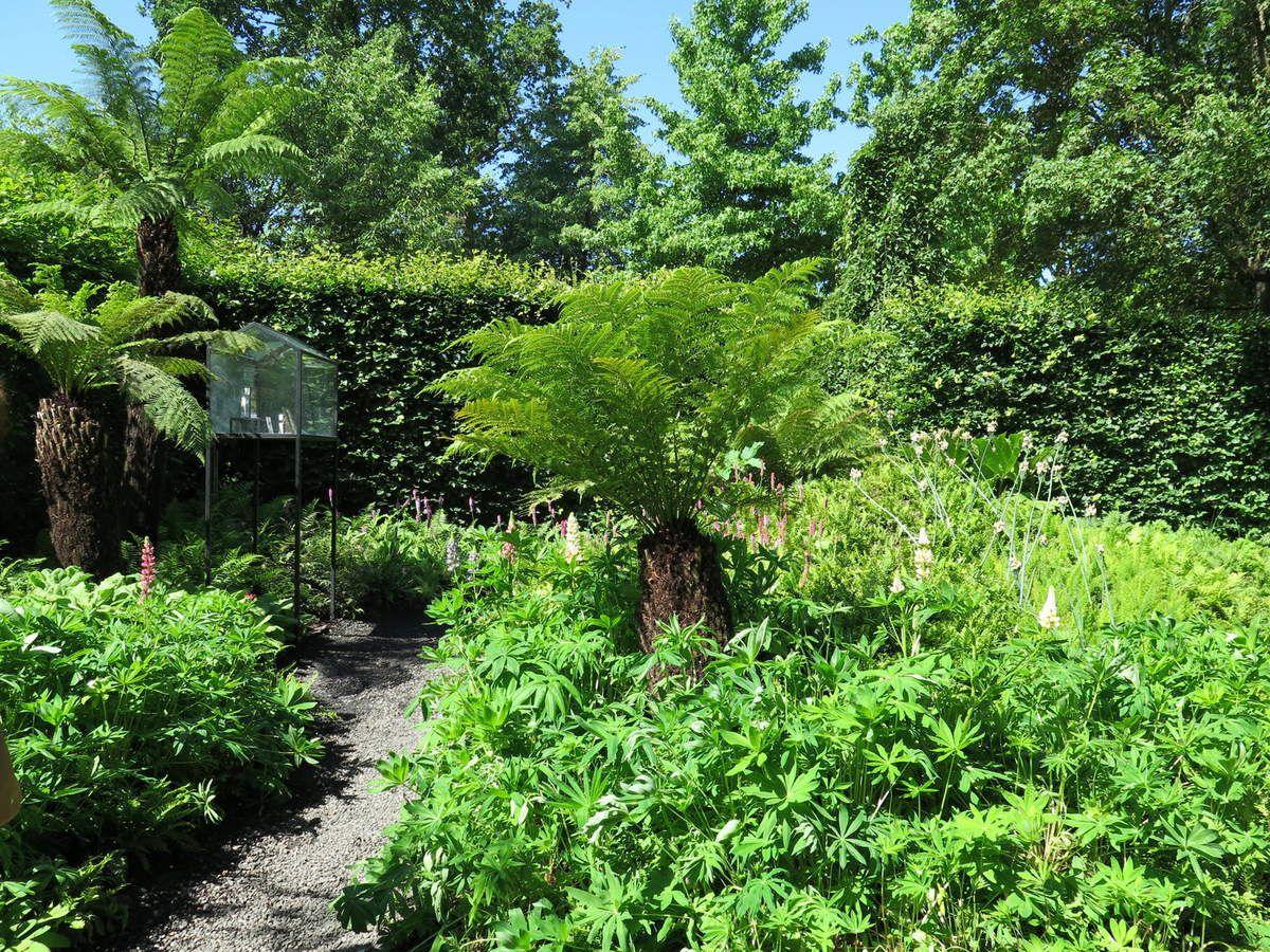 5 jardins extraordinaires