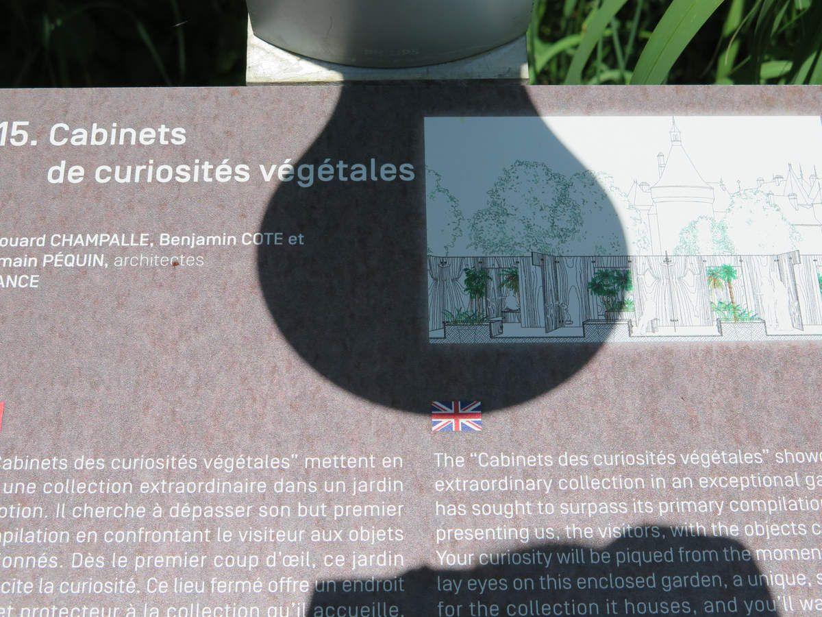 5 nouveaux jardins de Chaumont