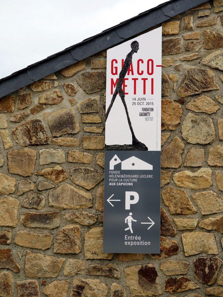 Giacometti à Landerneau