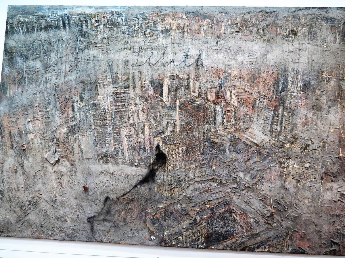 Anselm Kiefer : part II