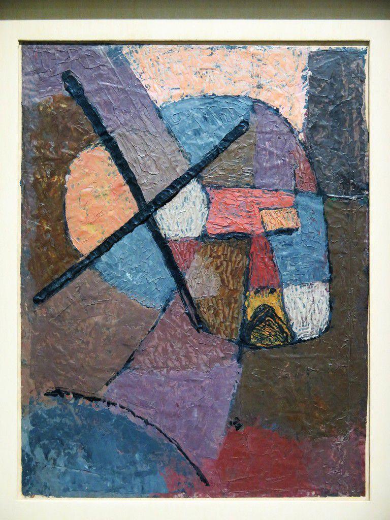 Paul Klee, l'ironie à l'œuvre (II)
