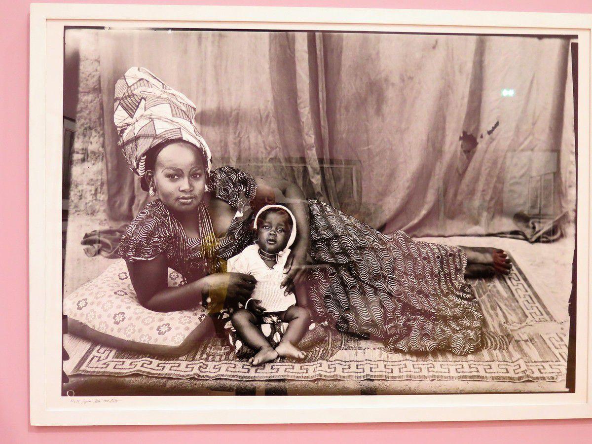 Seydou Keïta, photographe africain