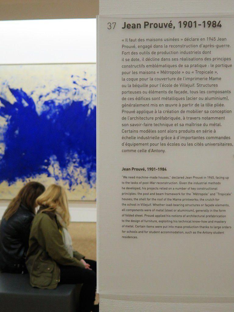 Le blog en vacances : le Musée national d'art moderne