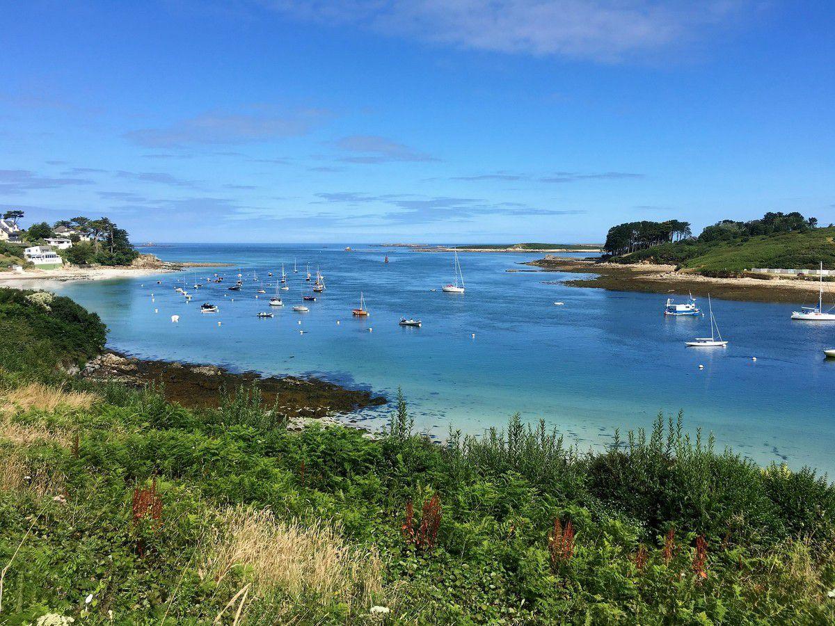 Les vacances bretonnes s'achèvent...