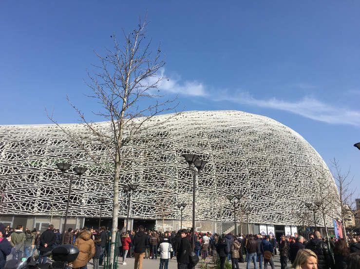Derby parisien au stade Jean Bouin
