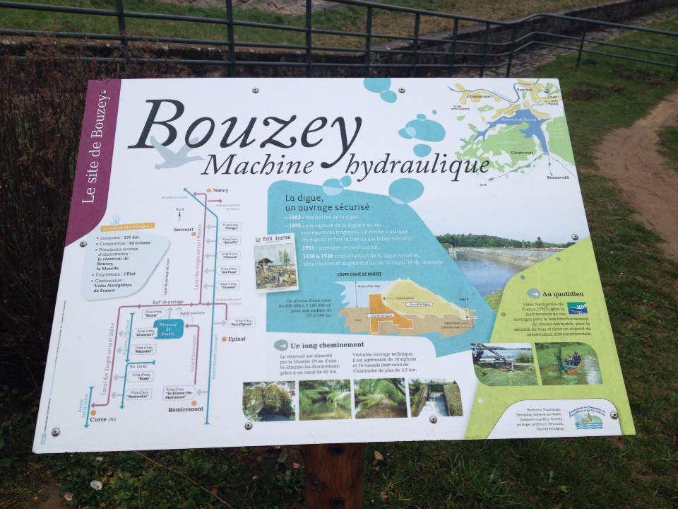 Le tour de Bouzey