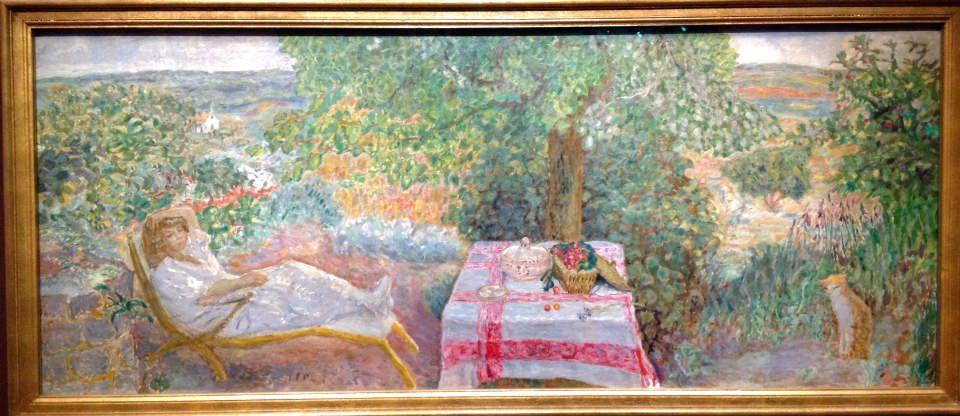 Pierre Bonnard au musée d'Orsay