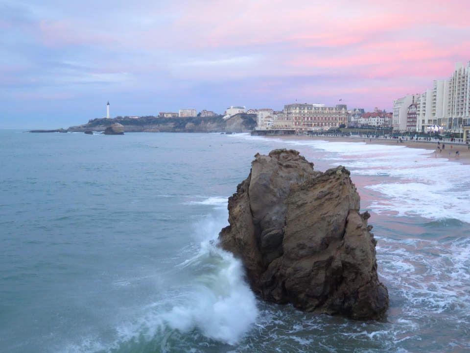 Biarritz en lumières