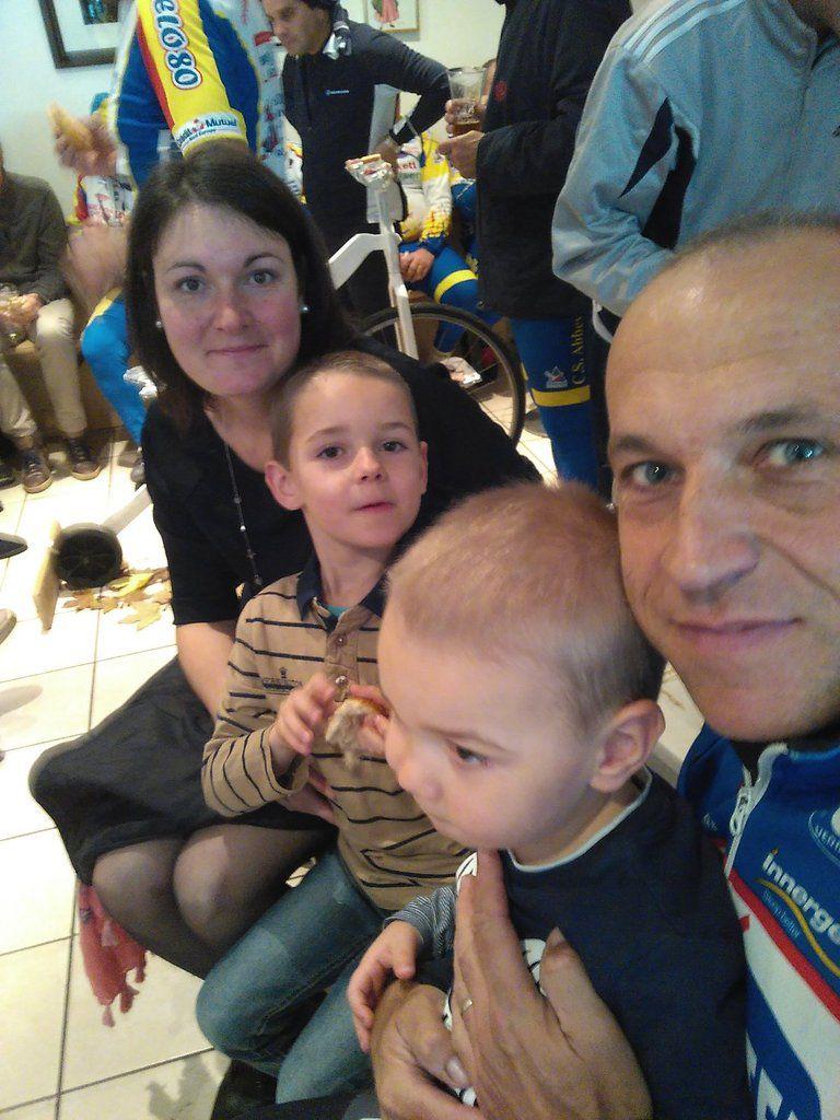 Francky puis la famille Duhen