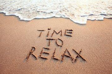 Relaxation : le réconfort mérité.