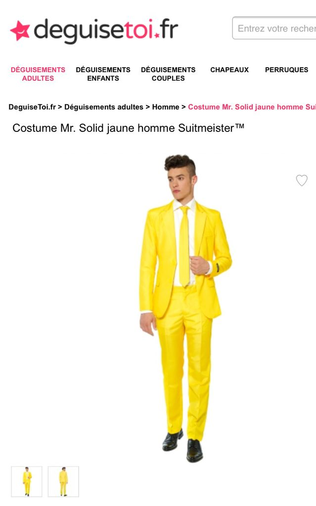 Tu as ta cravate municipale ? Choisis maintenant ton costume pour les fêtes...