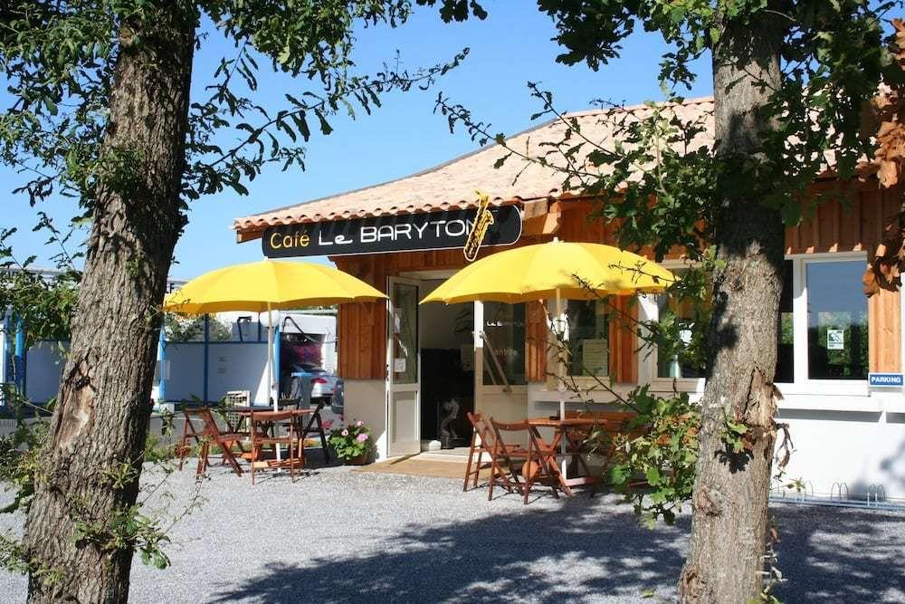 Bienvenue au Café Le Baryton !