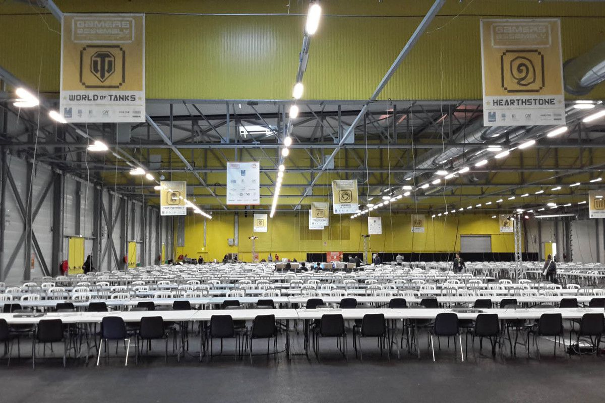 Album Gamers Assembly 2015