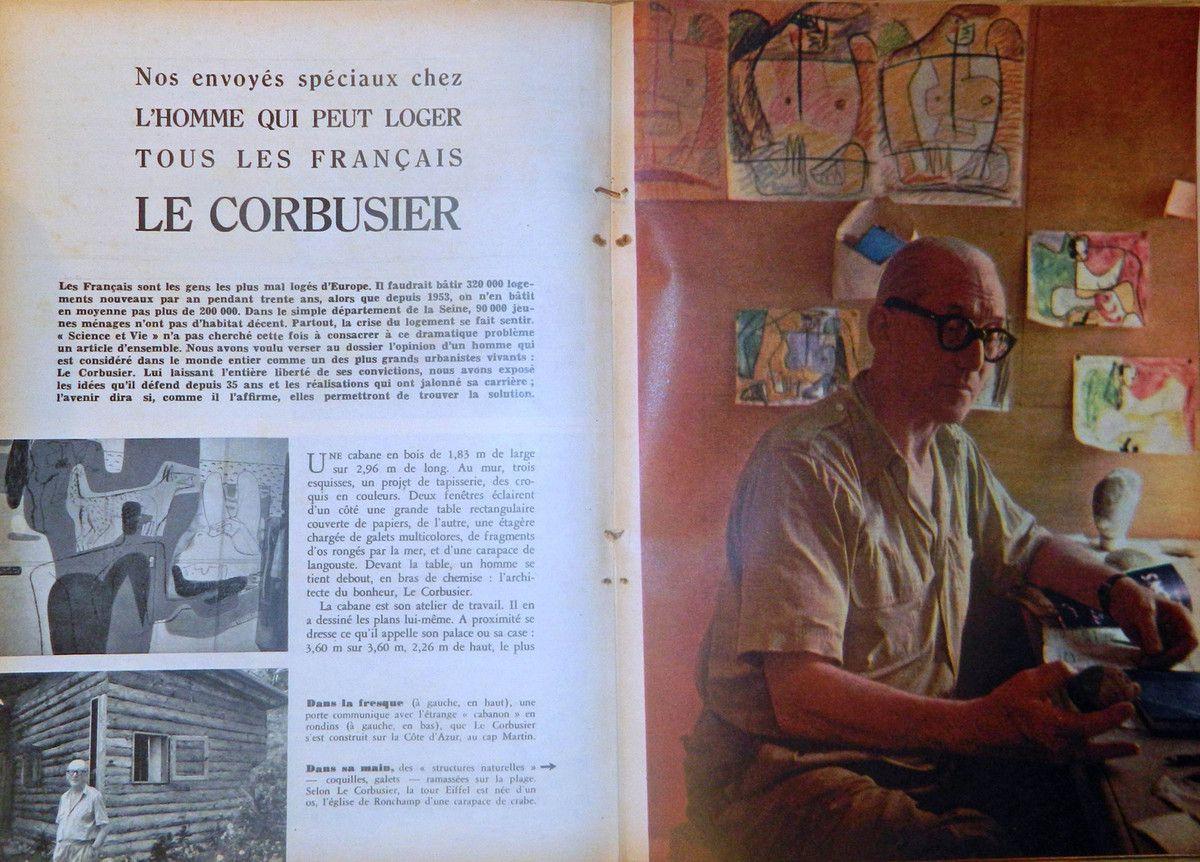 Le Corbusier: 50 ans d'incompréhension...