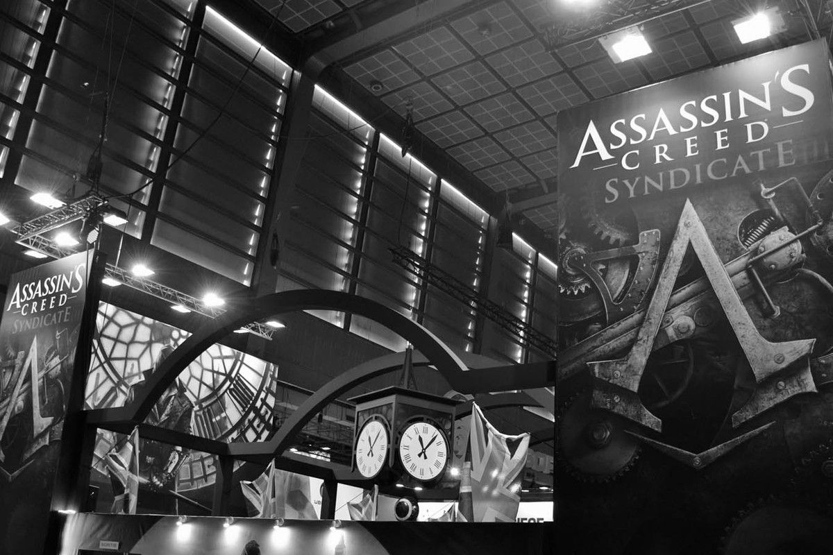 Paris Games Week Stand édition 2015