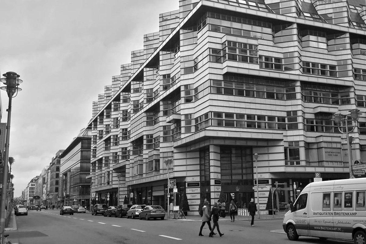 Balade dans Berlin - Hiver 2015