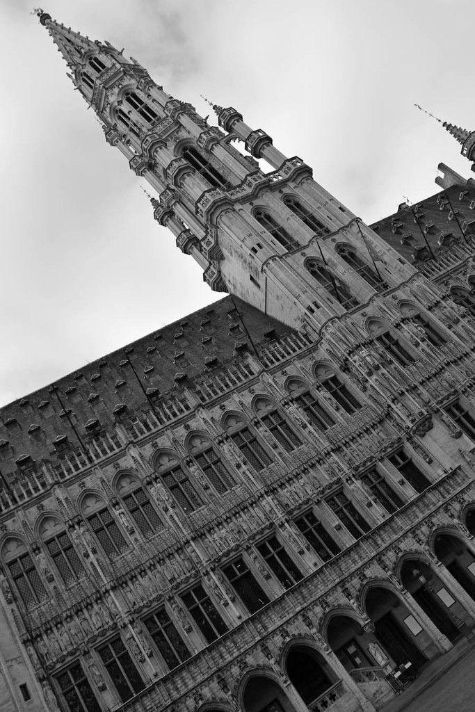 Bruxelles ma belle...