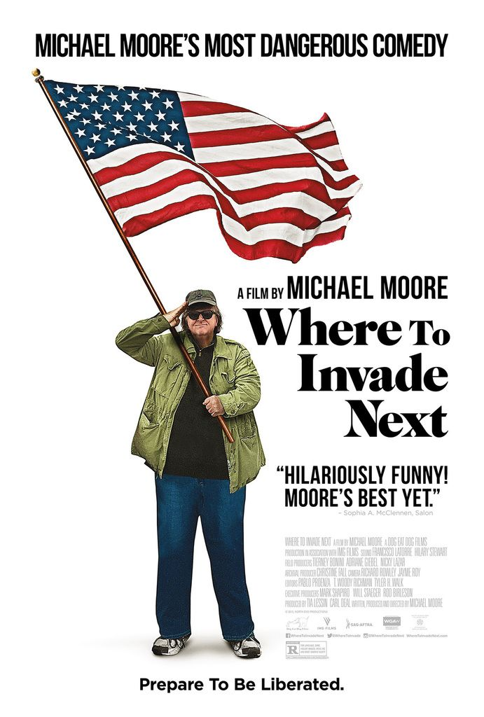 Mais où est passé Michael Moore?
