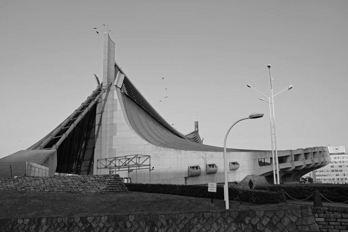 Balade architecture contemporaine dans Tokyo à la découverte de Tadao Ando, Kengo Kuma, Kisho Kurokawa etc...