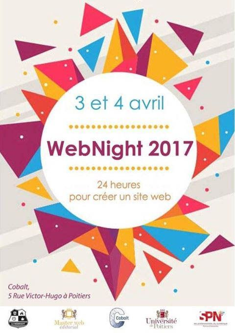 Nouvelle Edition de la WebNight 2017