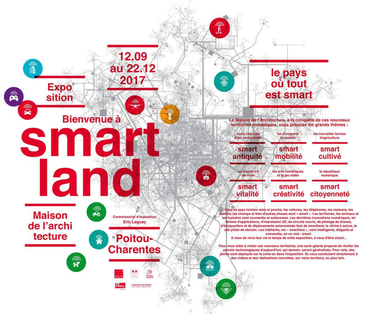 smartland, le pays où tout est smart...