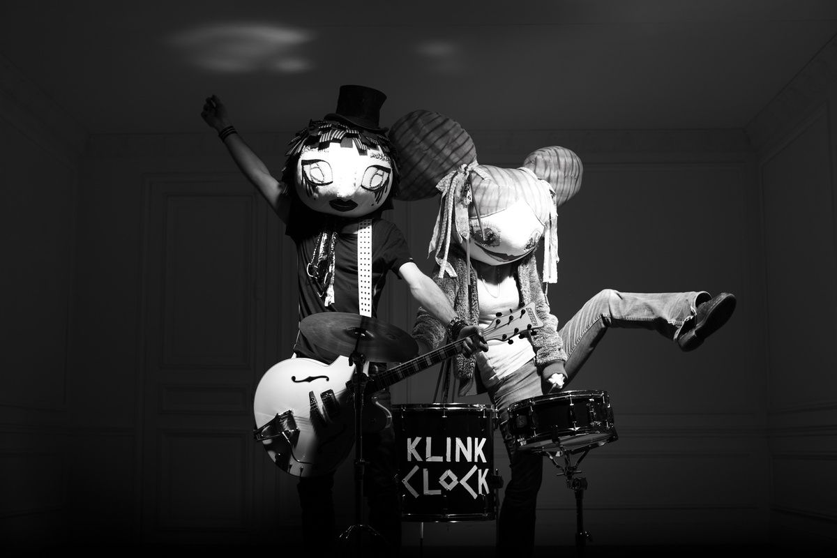 Klink Clock « Kid » (E.P.)