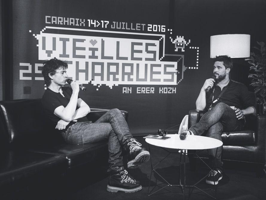 Vieilles Charrues 2016 : conférences de presse