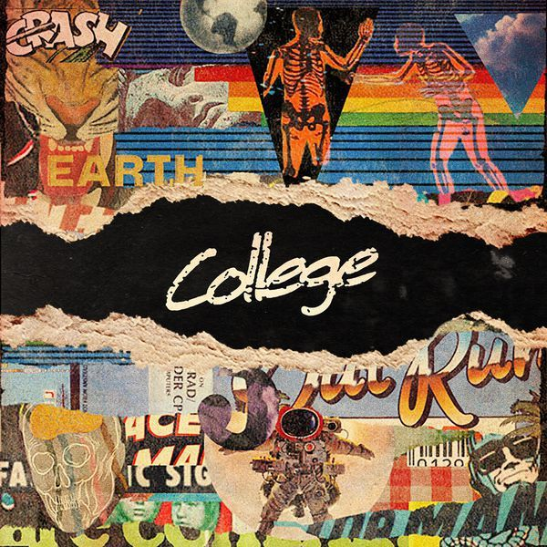 COLLEGE &quot&#x3B;Old Tapes&quot&#x3B; (Valerie records)
