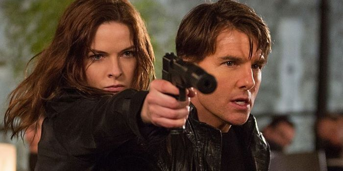 Mission impossible 5 : Tom Cruise est fou