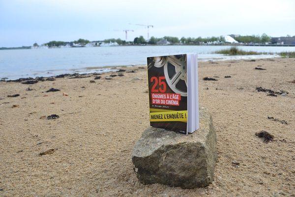 Que lire sur la plage cet été ? &quot&#x3B;25 énigmes à l'âge d'or du cinéma&quot&#x3B;, Philippe Lécuyer