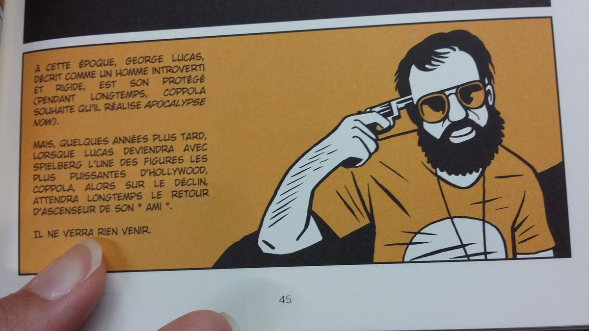 Pauvre Francis Ford Coppola...