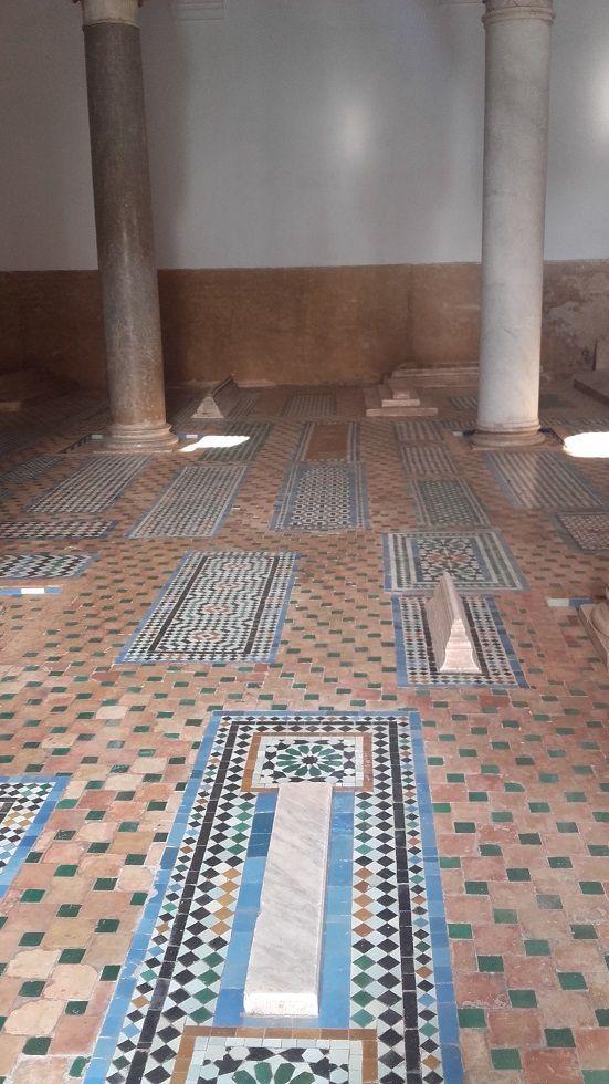 Les tombeaux Sâadines