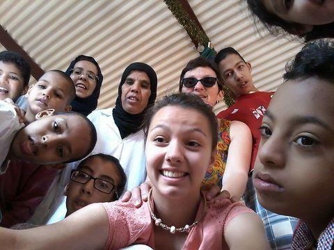 Témoignage de Floriane Maroc 2016