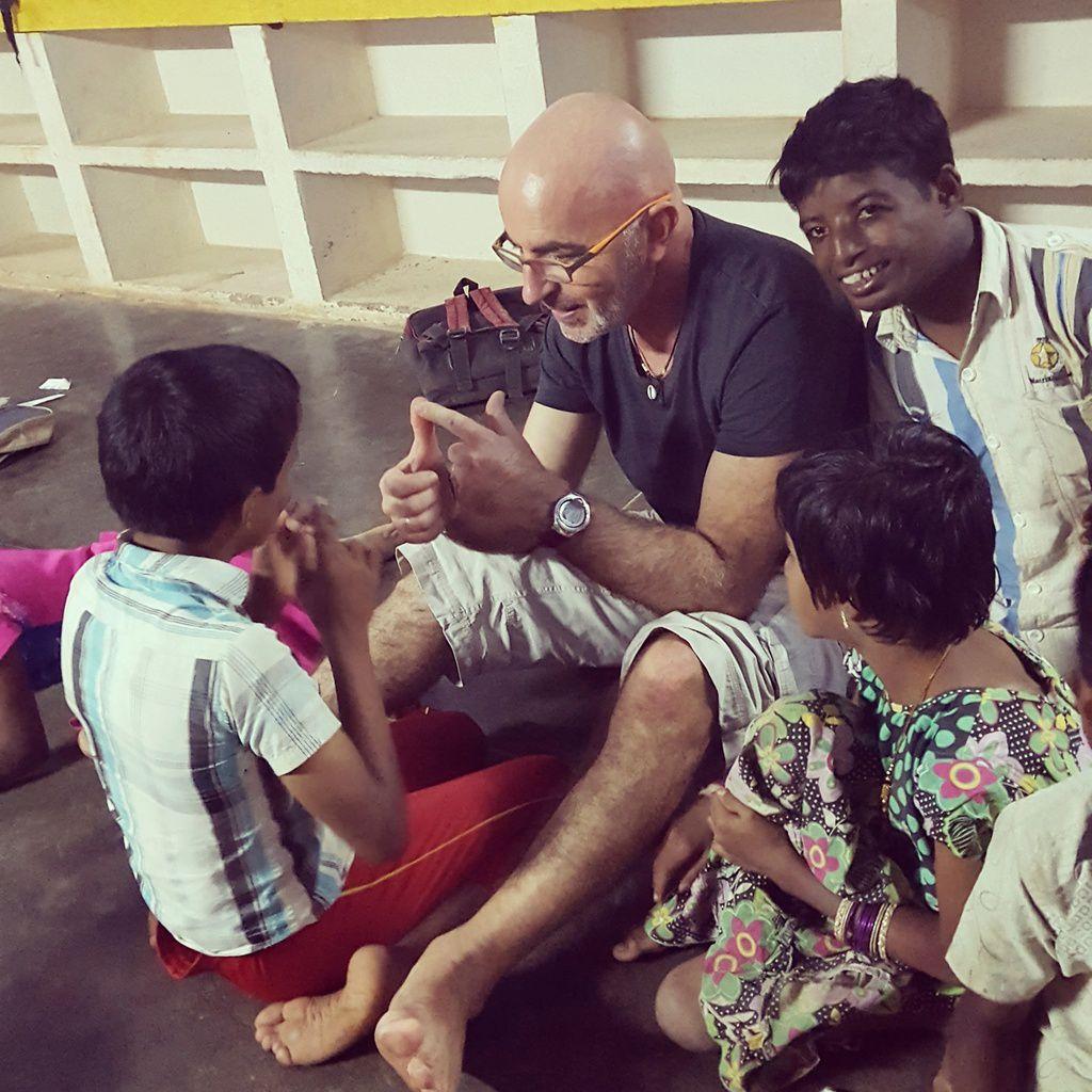De retour en France, témoignage de Gégé sur son immersion solidaire en Inde