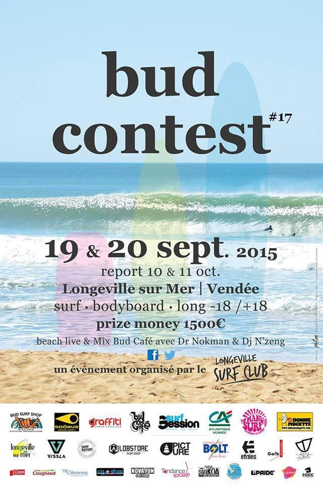 Bud contest longeville sur mer - Office du tourisme de longeville sur mer ...